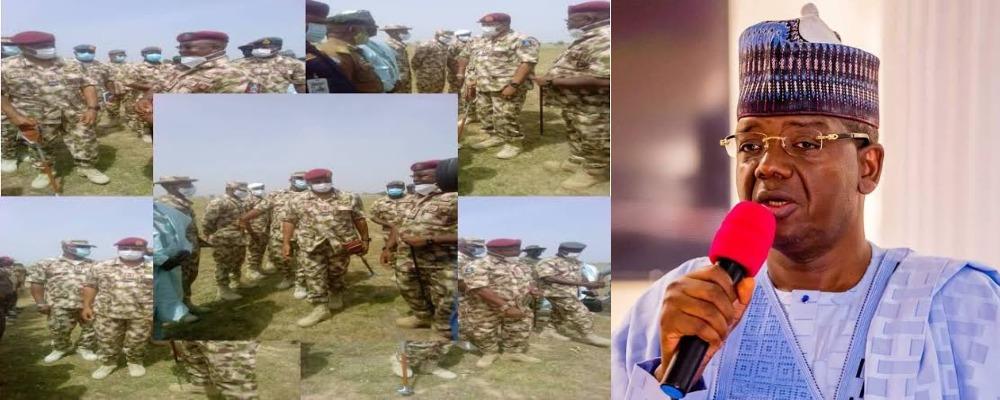 Nigerian Soldier Caught Supplying Ammunition, Uniforms To Bandits - Zamfara Government 1