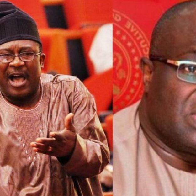 No Need To Begrudge A Mad Man- Gov Ikpeazu Fires Back At Senator Adeyemi