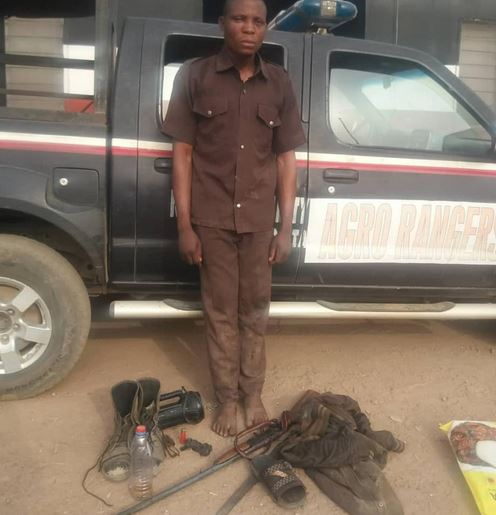 NSCDC Arrests Man Over Alleged Attack On Fulani Settlement In Ogbomoso