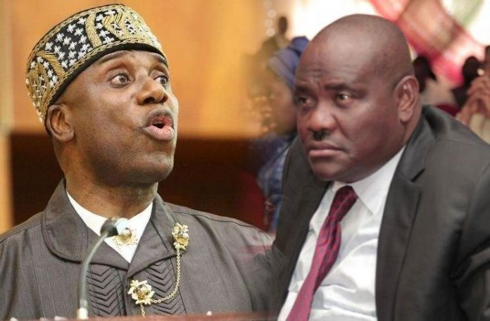 """""""Nyesom Wike Was My Staff, I Can't Bring Myself Low To His Level"""" – Rotimi Amaechi 1"""