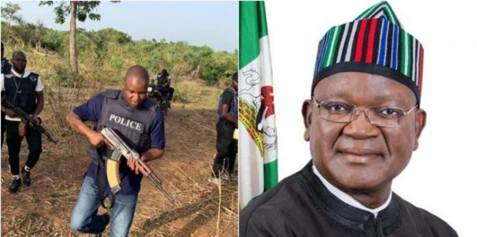 Abba Kyari leads Special Investigation team to Benue over attack on Ortom