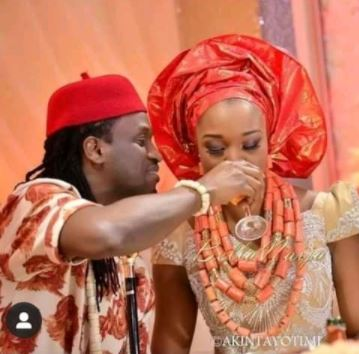 Paul Okoye celebrates 7th wedding anniversary