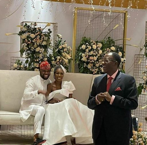 Photos From Wedding Of Media Personality, Debola Williams And Daughter Of Former Ogun State Governor Gbenga Daniels