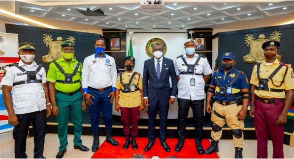 Revealed! Law Enforcement Officers To Start Using Body Cameras In Lagos