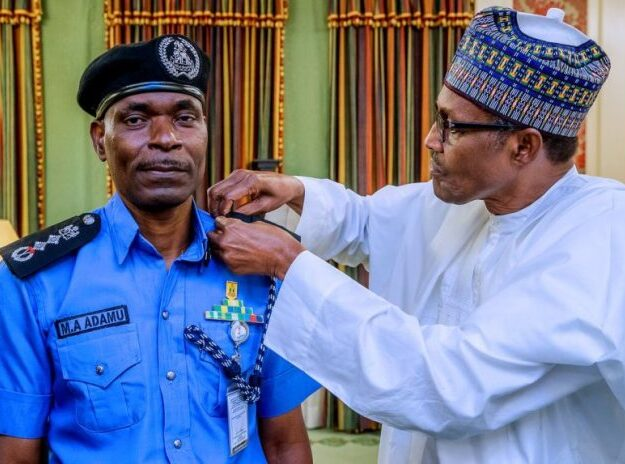 Rumble in Aso Rock over choice of who succeeds IGP Adamu