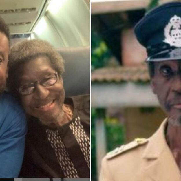 Sadiq Daba Had Oxygen Machine While Acting In 'Citation' — Kunle Afolayan Reveals