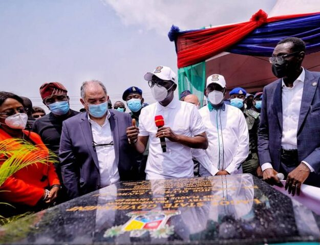 Sanwo-Olu vows Lagos govt. will resist any attempt to bring back gridlocks on Apapa corridor