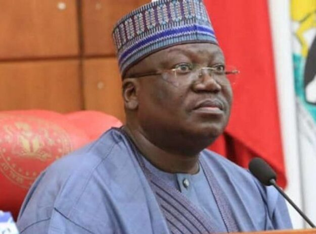 "Sen. President Lawan reveals drug barons sponsoring terrorism in Nigeria The President of the Senate, Ahmad Lawan, on Thursday revealed that drug barons are responsible for the sponsorship of terrorism and banditry in Nigeria. Senate President Lawan hosting the Chairman of the National Drug Law Enforcement Agency (NDLEA), Brigadier-General Buba Marwa, on a visit to his office at the National Assembly, Abuja, on Thursday, disclosed that the proceeds of the illegal drug trade are used to purchase arms and ammunition for terror groups like Boko Haram, including bandits and kidnappers. The Senate President decried that drug traffickers have made Nigeria a major transit route, noting that this stimulated the increase of criminality in the country. Lawan declared: ""The National Assembly members are almost on daily interaction with our constituents, and we know the very debilitating impact of drug abuse in our various communities. ""You have rightly said almost every community in this country suffers from drug addiction. So, we are very mindful of what is happening. ""I believe that this agency needs restructuring. Now that you have taken over, we should go the whole haul to restructure the agency, not piecemeal touches, because we need to get it right. ""My opinion is that NDLEA should be in the league of EFCC, ICPC, and therefore, the kind of support that those two agencies I mentioned receive, you should receive something like that, in addition to many other things that you should be supported with. ""So, the National Assembly will definitely work with you, we will partner with you, and will ensure that we do our best to give you the kind of support that will enable you properly discharge your mandate. ""Having said this, let me say that Nigeria as a country is in one way or the other a transit route for drugs. ""Drug peddlers pass their drugs through Nigeria – cannabis, heroin, and possibly even cocaine. ""We believe that this has to stop because the proceeds of such activities fund terrorism, they fund banditry, you wonder how the bandits have RPGs and these massive arms that they have. ""Definitely, these are some acquisitions provided by some barons, not the bandits themselves. ""So, we need to ensure that this transit role that Nigerians plays is addressed properly. And here we have to approach this through multi-sectoral efforts – the Customs, Immigration Service, our Security Agencies, and in fact, the Federal Airports Authority of Nigeria, and our seaports. ""Of course, this is not going to be easy, but we have to be steadfast, and we should do whatever is possible without the limited resources we have to make you better,"" The NDLEA Chairman decried the increasing drug addiction in Nigeria among youths. Buba Marwa promised to work hard to rid the country of illicit drug deals and consumption, which he noted has caused serious damages and devastation to the country's social system. He stated that the illegal drug trade has played a great role in the rise of criminality in Nigeria."
