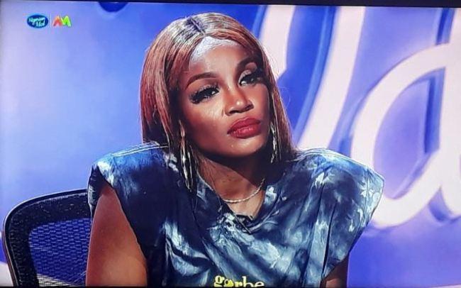 Seyi Shay Nigerian Idol judge
