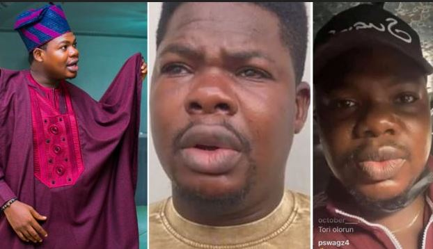 """""""Some Of Us Only Hate Corruption And Bad Governance Because We Do Not Benefit From It"""" – Comedian, Mr Macaroni"""