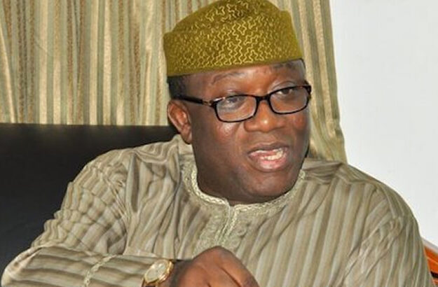 Some terrorists operating as bandits, Kidnappers, fund operations with ransoms – Fayemi