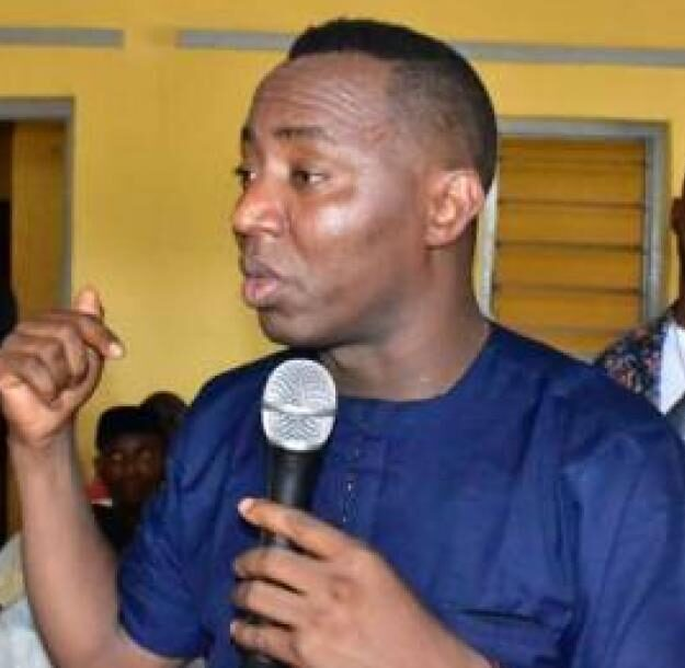 Sowore To Nigerians In UK: Send Buhari Back Home