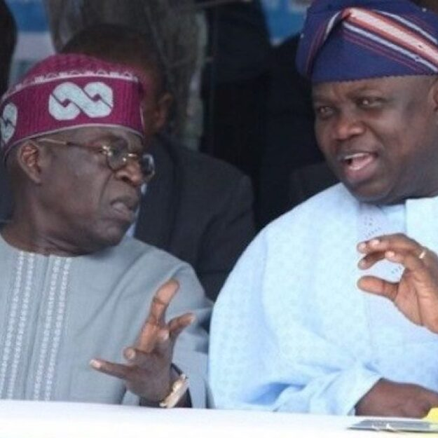Tinubu: The Ship of Lagos headed in a wrong direction under Ambode
