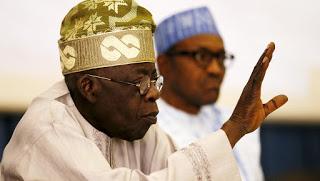 Tinubu's 2023 ambition responsible for rift with Buhari