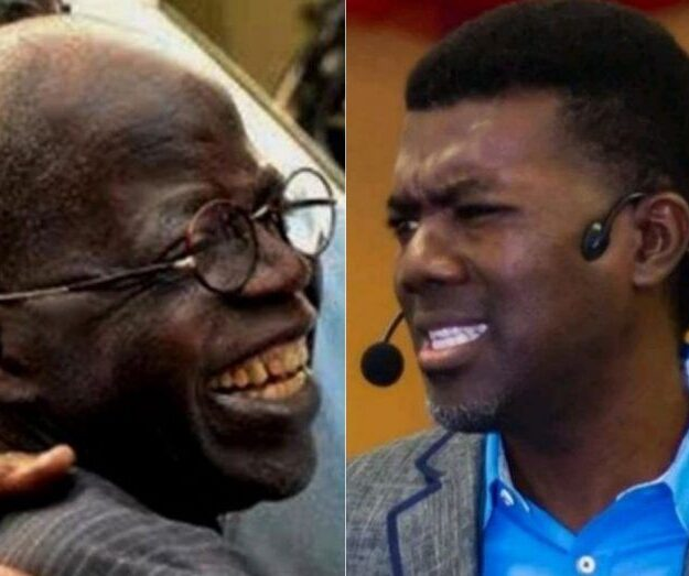 """Tinubu's Charity Begins Far From Home"" – Reno Omokri Reacts To ₦50 million Donation"