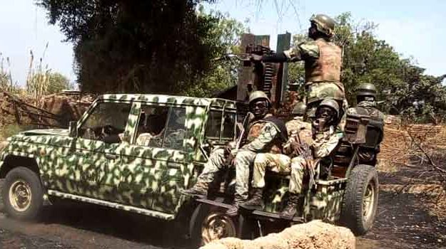 Troops kill 48 Boko Haram terrorists, rescue 11 kidnap victims in Borno