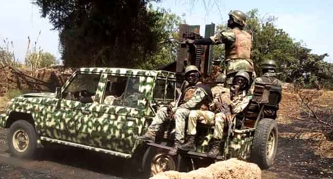 Army Speaks About Recent Attacks On Military Bases In North East