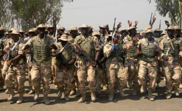 Troops neutralize 9 terrorists, rescue 8 kidnapped victims