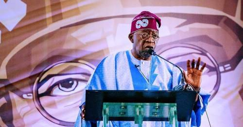 Verbal accident: I want 50,000 not 50 million youths drafted into Nigerian Army — Tinubu