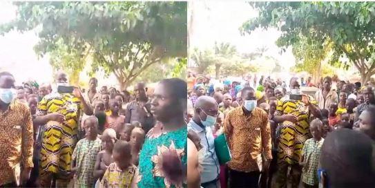 Video Evidence Shows Ogun Indigenes Escaping to Benin Republic Due to Herdsmen Attack