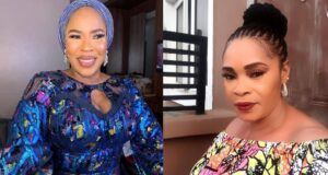 """Why I Gave Fathia Balogun a Dirty Slap at a Burial Ceremony"" – Actress, Remi Surutu Finally Breaks Silence"