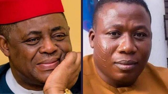 Why Sunday Igboho should be careful of Fani-Kayode's antics - OPC
