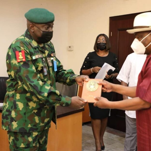 Withdraw soldiers from governors,politicians, Wike tells COAS