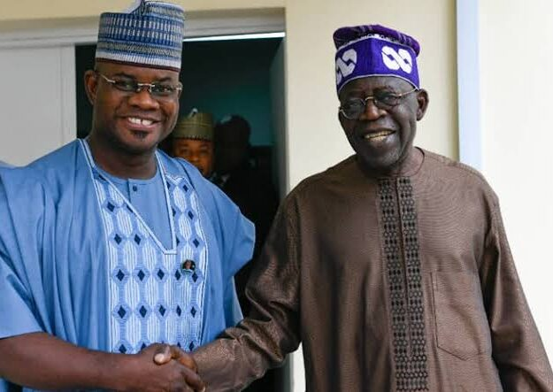 Yahaya Bello jettisons presidential ambition, backs Tinubu
