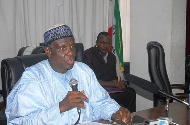 2023: Former minister Jerry Gana finally makes U-turn, rejoins PDP, blasts Buhari's government