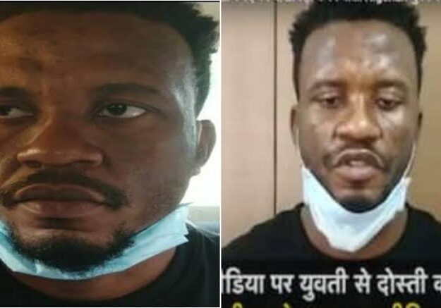25-Year-Old Nigerian Man Arrested In India For Defrauding 62-Year-Old Woman Of N16 Million
