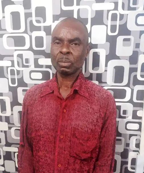 49-year-old Man In Police Net For Defiling His 12-yr-old Daughter