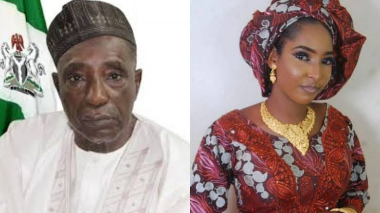 74-Year-Old Agriculture Minister, Mohammed Sabo Nanono Secretly Marries 18-Year-Old Girl 1