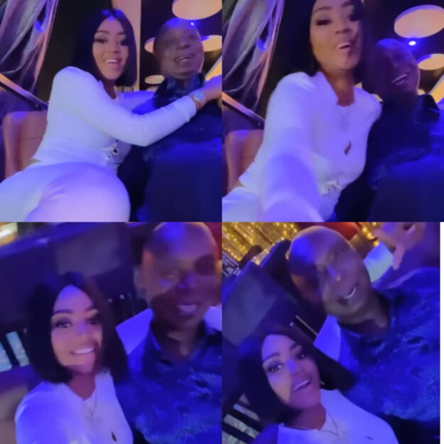 Actress, Regina Daniels Shares Lovely Video Of Herself With Her Husband, Ned Nwoko