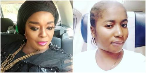 Actress, Rita Edochie reacts to criticisms after death of Ada Jesus