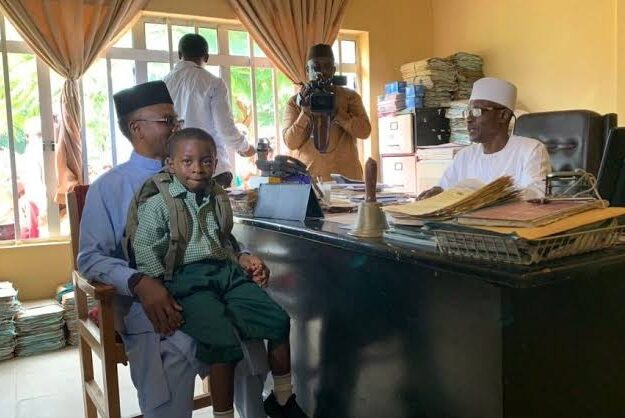After secretly withdrawing son from public school, El-Rufai vows not to pay ransom if bandits kidnap him