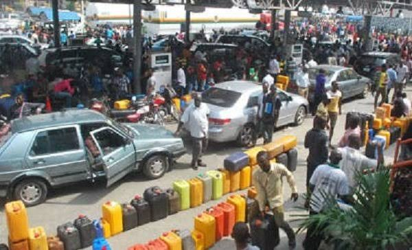 Again, fuel queues in Sokoto