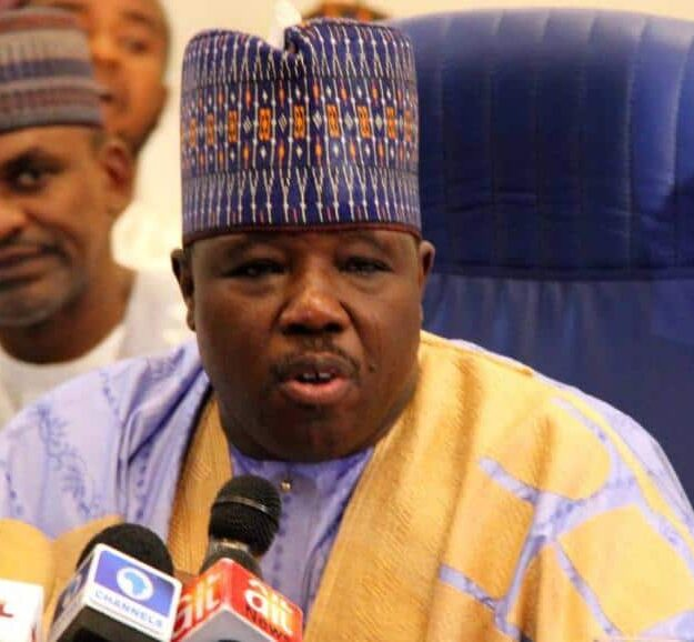 Ali Modu Sheriff: I'll contest for APC National Chairman if…