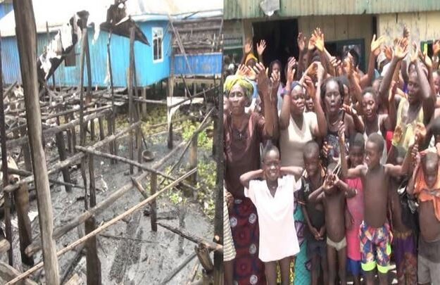 Assailants Attack Ondo Community, Set 15 Houses Ablaze (Photos)