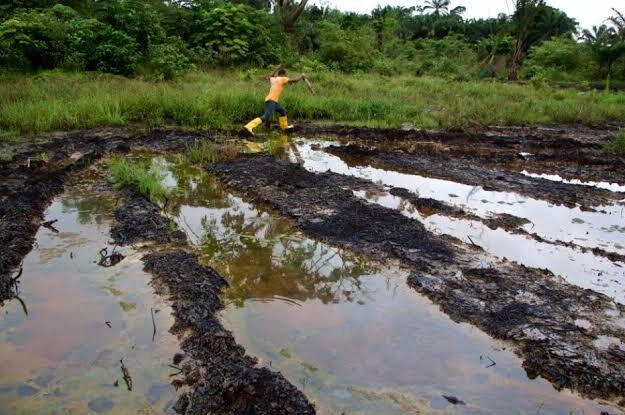 Bayelsa residents block Reps Committee members from Agip spill site
