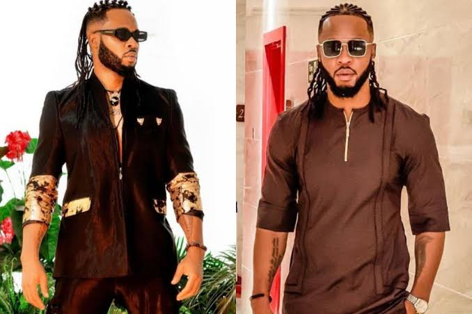 Behind Every Satisfied Woman, There Is Always A Tired Man - Singer Flavour 1