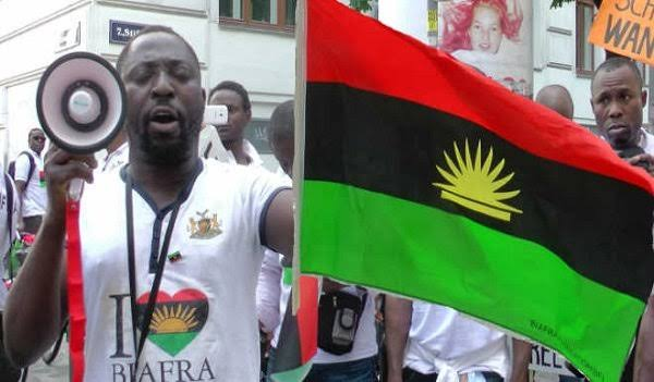 Biafrans Don't Need UK Asylum, It Was Arranged By Buhari's Government – MASSOB Alleges
