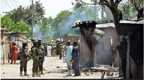 Boko Haram Terrorists Kill Five People, Abduct Many Women In Adamawa Community