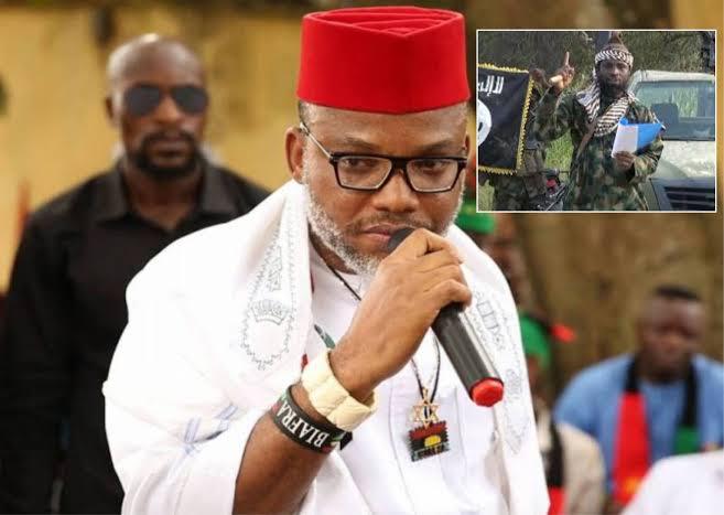 Boko Haram Was Peaceful Until Nigeria Police Started Killing Them - Nnamdi Kanu 1