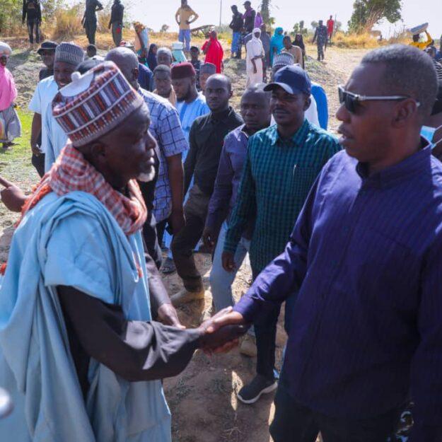 "Borno State: ""Damasak not fallen to insurgents"" – Governor Zulum"