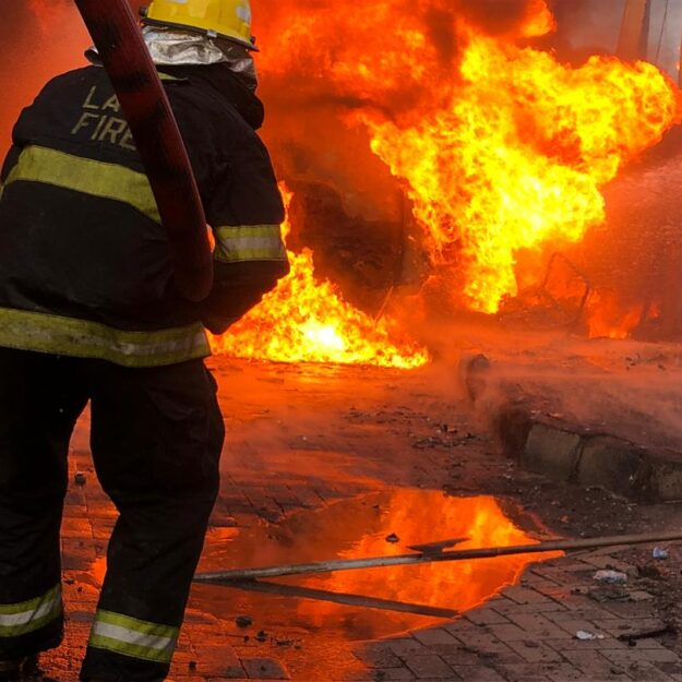 BREAKING: Houses razed as Benue records second tanker explosion in 48 hours