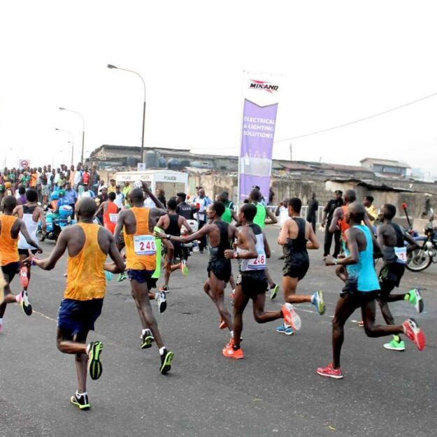 BREAKING: Kenyan, Ethiopian Emerge Winners Of Lagos City Marathon Again