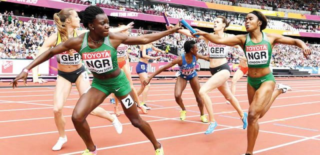 World relays
