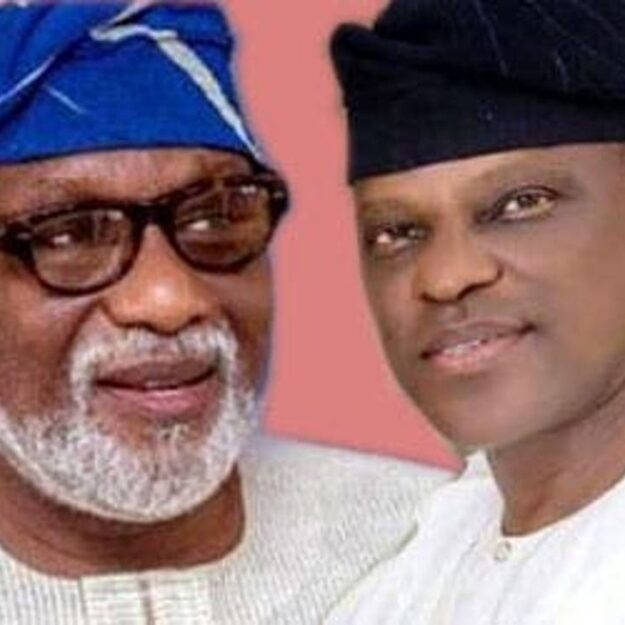 BREAKING: Ondo: Tribunal strikes out PDP's petition against Akeredolu, dismisses Jegede for