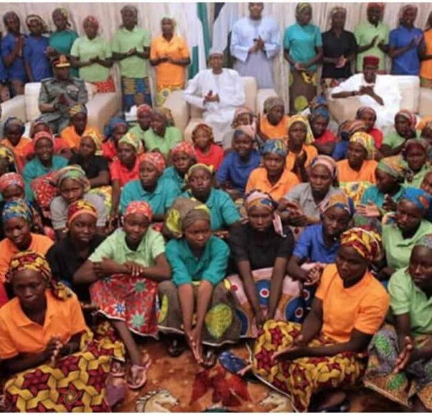 'Bring Back Our Girls' Movement Releases Full List Of Names Of 112 Chibok Girls In Boko Haram's Captivity