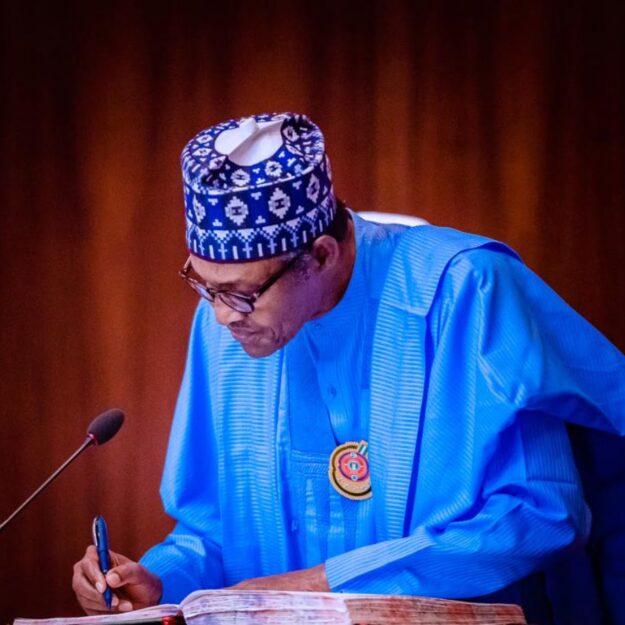 Buhari gives Oyegun, Makarfi, Uchendu, Al-Mustapha, others new appointments